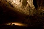 Bone cavern