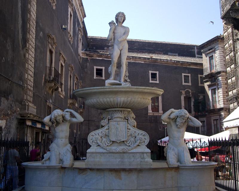fontana dell'Amenano
