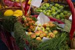 Fruit market in Catania