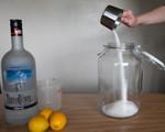 Add 1 Cup sugar to the jar.