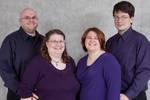 Highlight for Album: Julie, John, Ginger and Chris
